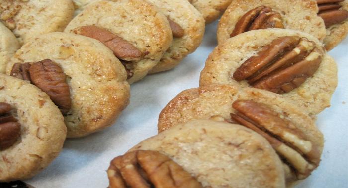 galletas con nuez