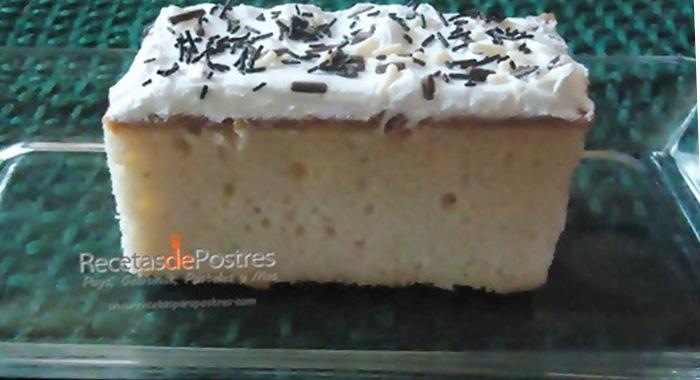 pastel almendrado