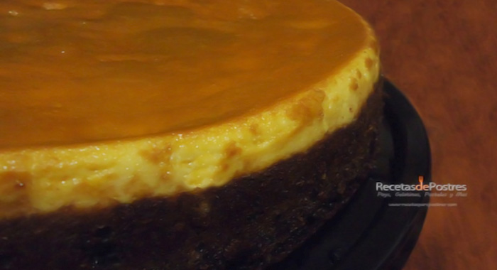 pastel imposible