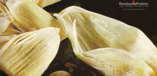Tamales de Harina de Arroz