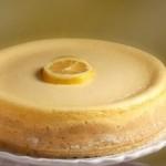 Pastel de queso lima limón.