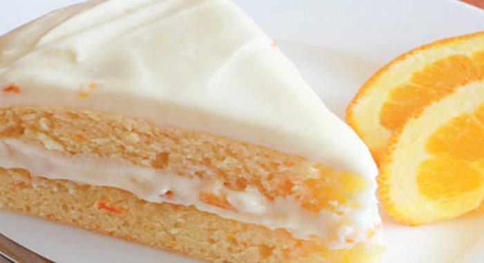 tortas de naranja recetas