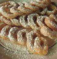 Espirales de azucar