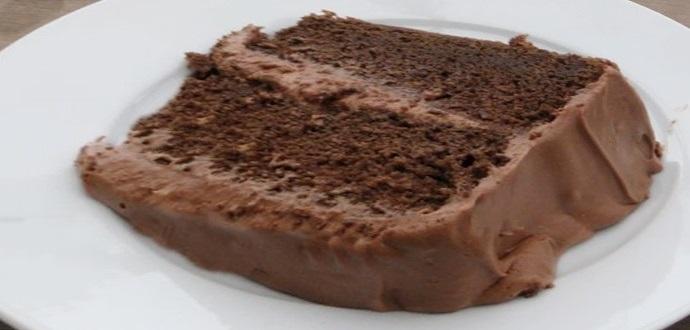 pastel de chocolate receta casera