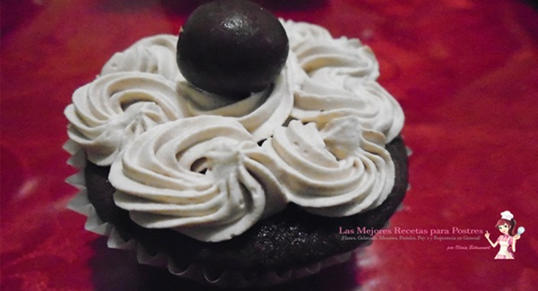 cupcakes de moka